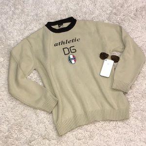 Vintage Dolce & Gabbana Crewneck Sweater